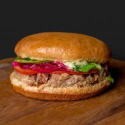 BIG Бургер Pulled Pork