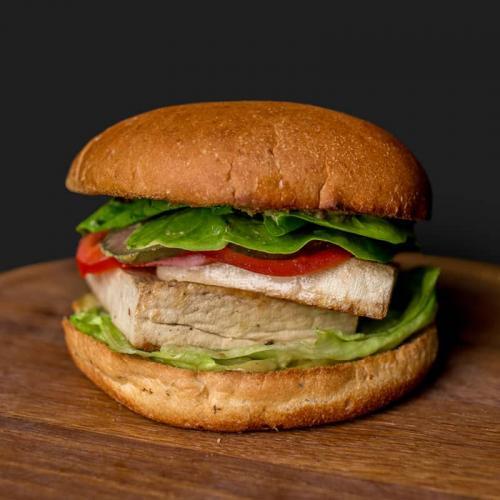 BIG Бургер с Тофу - доставка в Днепре