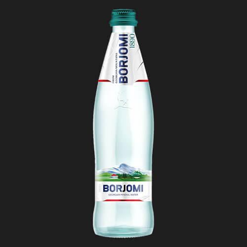 Минеральная вода Боржоми - доставка в Днепре