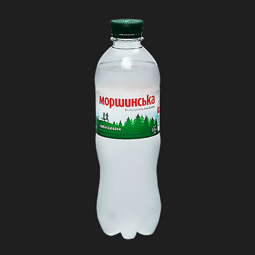 Вода Моршинська слабогазована - доставка в Днепре