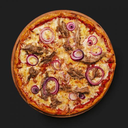 Пицца Pulled Pork - доставка в Днепре