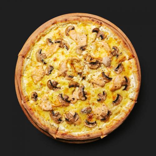 Піца з куркою та грибами - доставка в Днепре