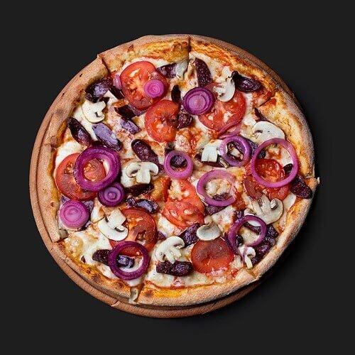 Пицца Баварская - доставка в Днепре