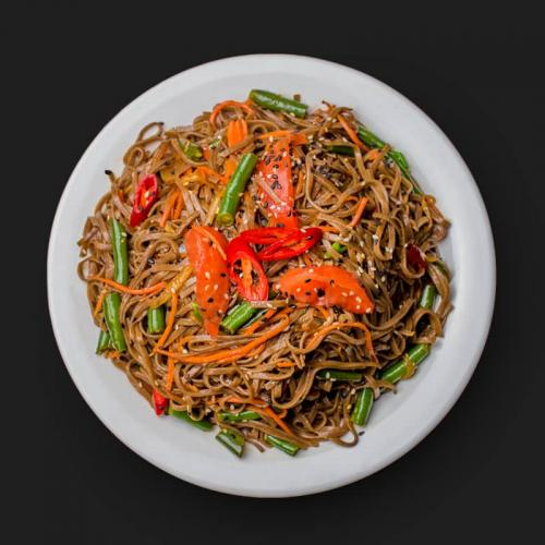 Wok Соба с овощами  - доставка в Днепре