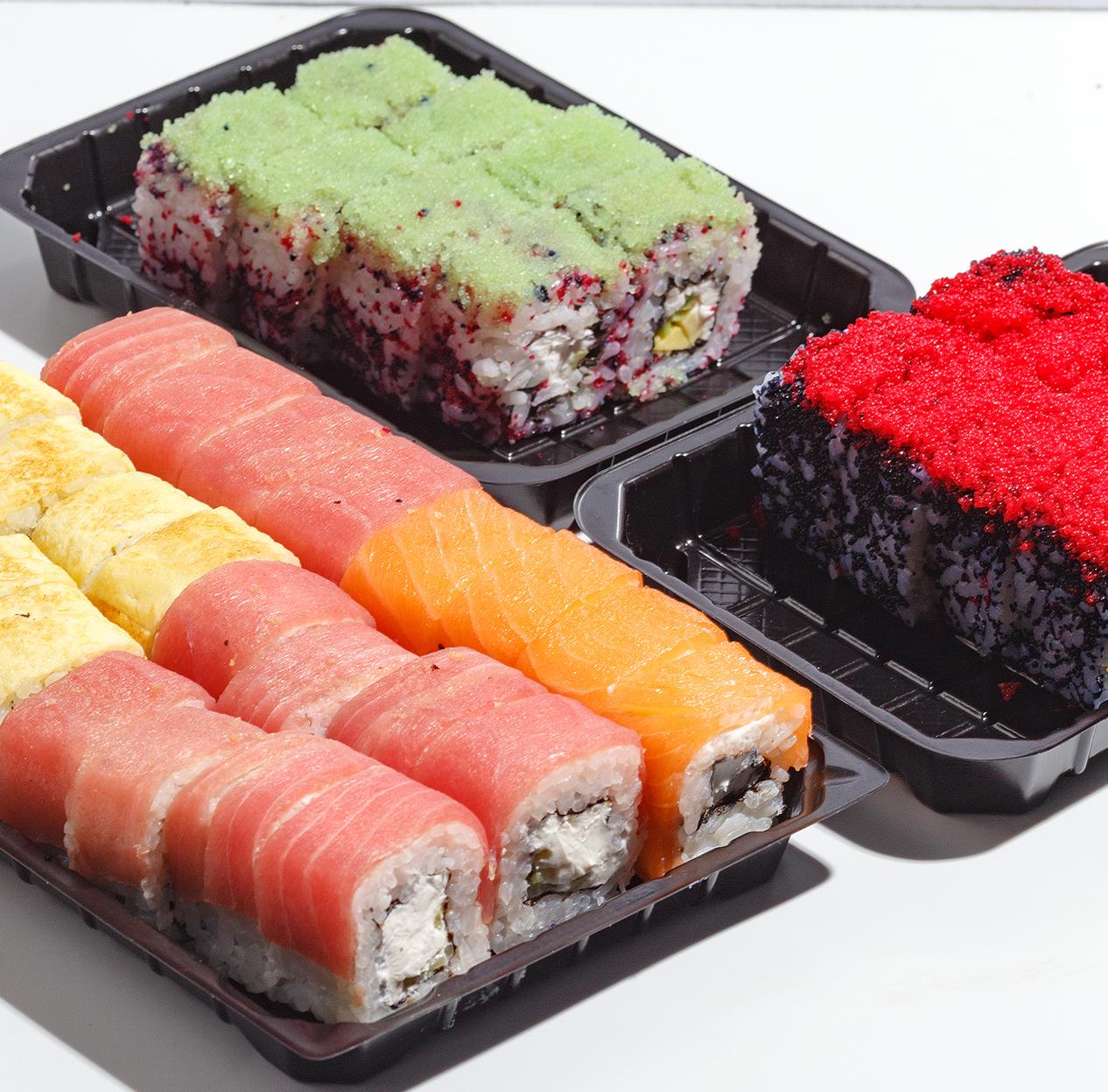 доставка суши днепр